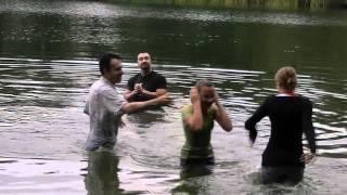 TCCI Water Baptism / Крещение 16 June 11 (Видео)(TCCI Крещение 16 June 11., 2011-07-17T19:45:29.000Z)