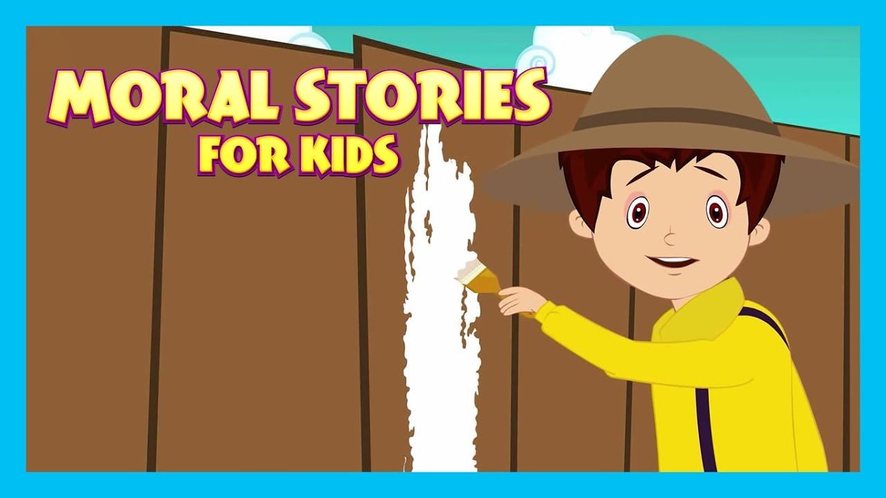 Moral Stories For Kids | Learning Stories For Kids | Tia & Tofu Story Telling