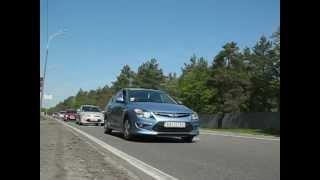 Первая годовщина клуба Hyundai i30 смотреть