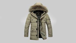 Обзор отличного мужского пуховика | Men's down jacket Aliexpress