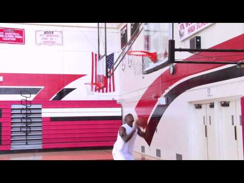 Emeka Okafor Training in-App