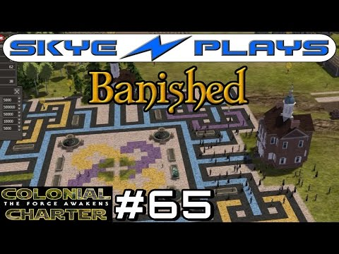 Banished Colonial Charter 1.6 #65 ►Another Crisis?◀ Let's Play/Gameplay