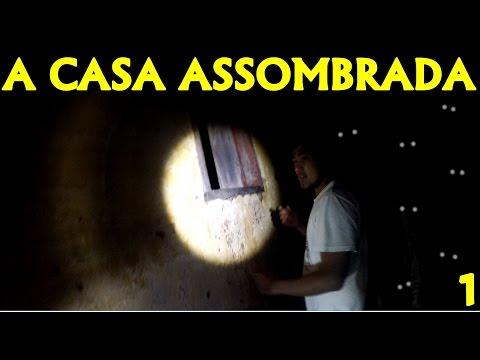 A CASA ASSOMBRADA #1 - Caçadores de Lendas (CENAS REAIS)