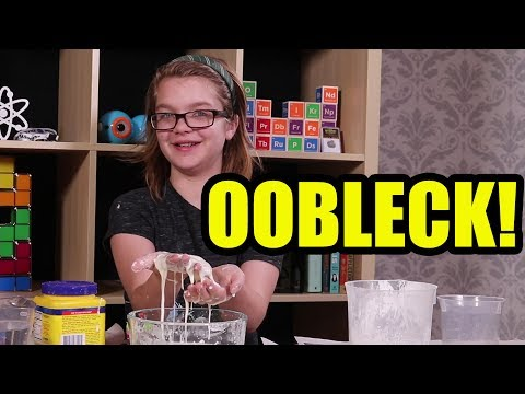 BiteSized Experiments - Oobleck | BiteSizedEDU