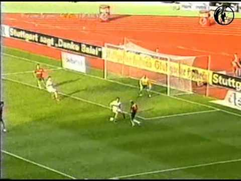 Balakov All Star Game 2003 @ Stuttgart