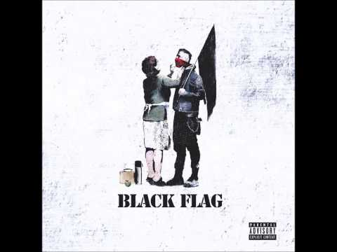 Machine Gun Kelly  Baddest Black Flag