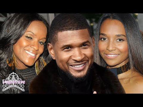 Truth Behind Usher's Career: How His Relationships Affected His Career