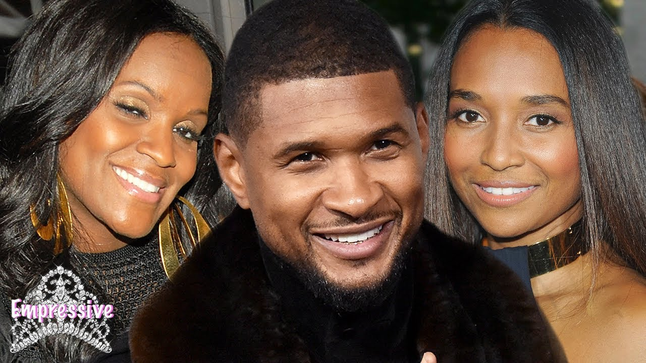 Currently who dating usher is Usher Welcomes