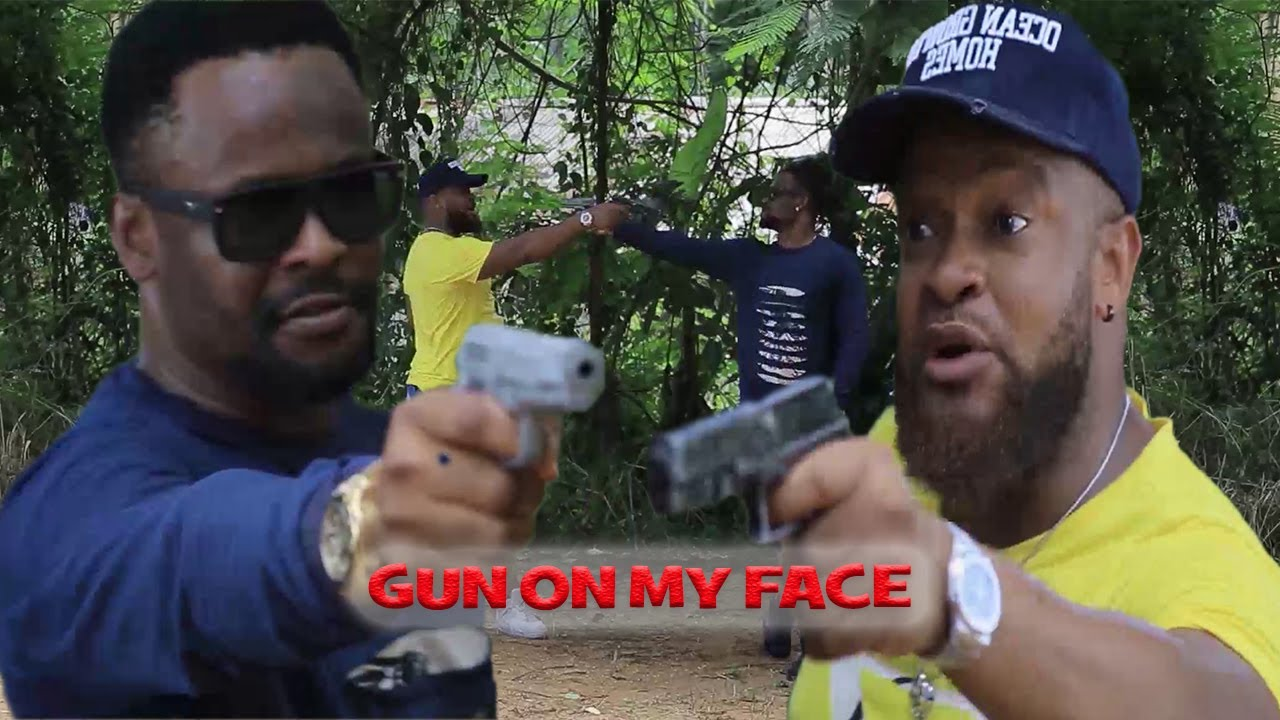 Download GUN ON MY FACE - Complete Movie {NEW HIT MOVIE} -ZUBBY MICHAEL  2020 LATEST NIGERIAN NOLLYWOOD MOVIE