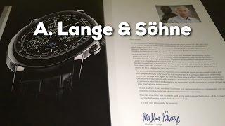 [17.61 MB] A. Lange & Söhne 2016 Catalog