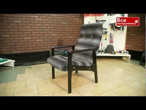 Как восстановить старые кресла