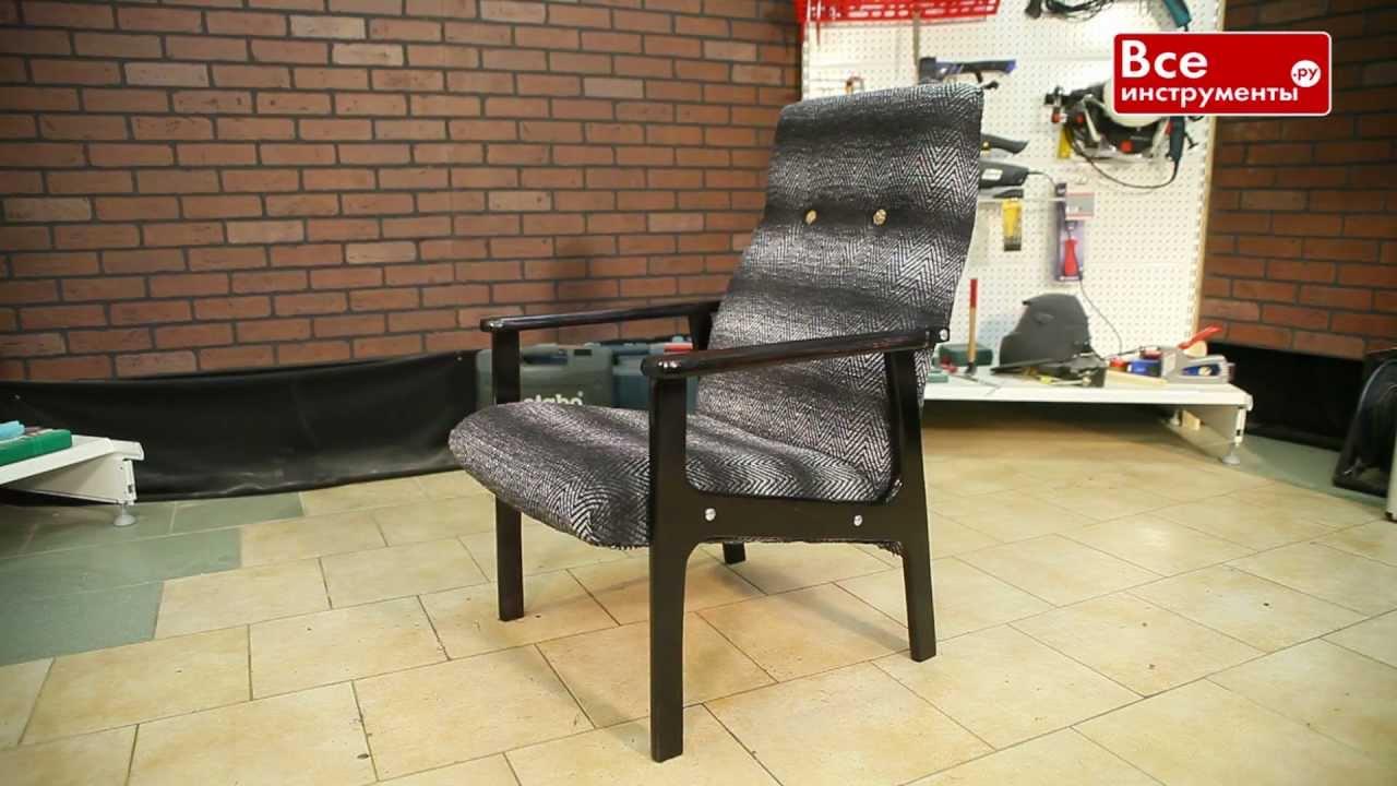 Реставрируем стул своими руками мастер класс фото 228