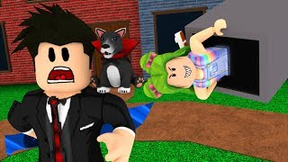 The XERIFÃO STAYED in the HOLE | Roblox-Murder Mystery 2
