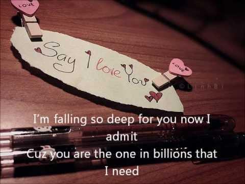 Say I Love You - Rhymastic Lyric