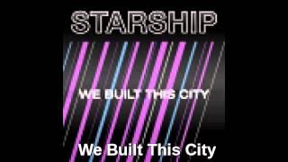We Built This City 8 Bit Version [HD] Starship