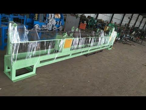 Quick Link Easy Lock Cotton Bale Tie Wire Making Machine ...