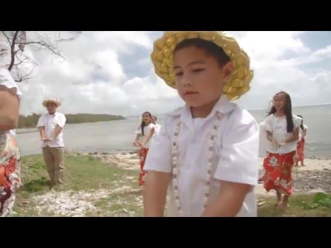 St. Francis Children's Choir - The Island Rhythm - Dance Tutorial