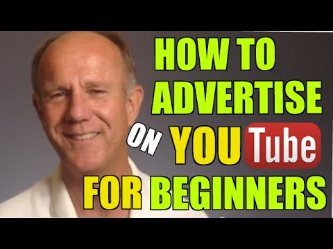 How To Advertise On YouTube For Beginners - Tutorial