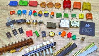Какие радиодетали надо собирать для извлечения драгметаллов