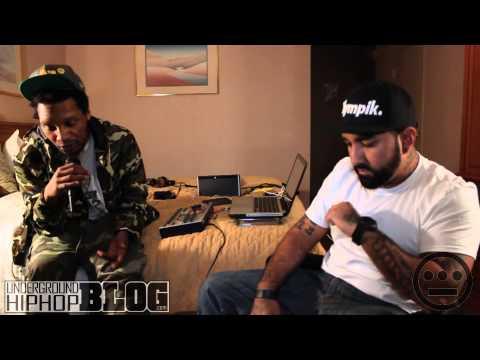 "DEL the Funky Homosapien ""Exclusive Interview"" UndergroundHipHopBlog.com"