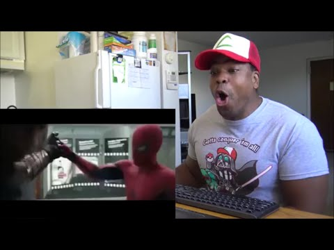 "Captain America: Civil War - Official ""Spider-Man"" TV Spot #30 REACTION!!!"