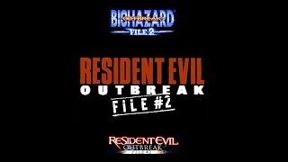 Resident Evil Outbreak file#2 HD cutscenes