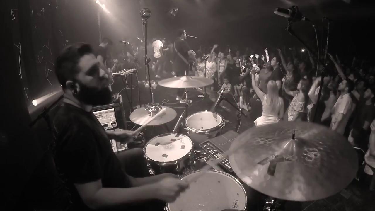 Jesus Em Tua Presença | Live Drums with Felipe Henri | Morada