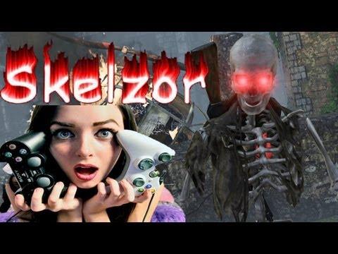 Skelzor como desbloquear mas Chica Gamer: UNCHARTED 3