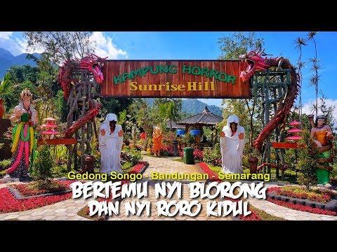 Review Wisata Mistis Sunrise Hill Bandungan Semarang WISATA BARU DI SEMARANG