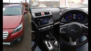 Отзыв клиента. Subaru Outback 2015