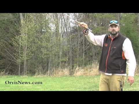 ORVIS - Fly Fishing Lessons - Setting The Hook And Fighting Fish