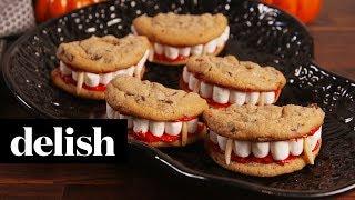 Dracula Dentures | Delish
