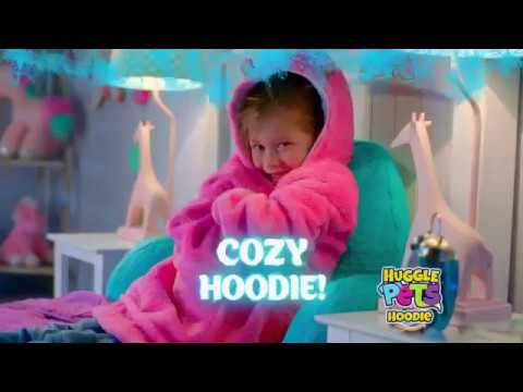 Huggle Pets Hoodie Commercial As Seen On Tv Youtube