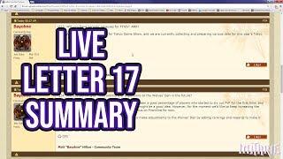 Ffxiv 2.35 0393 Live Letter 17, Patch 2.38 + Patch 2.4