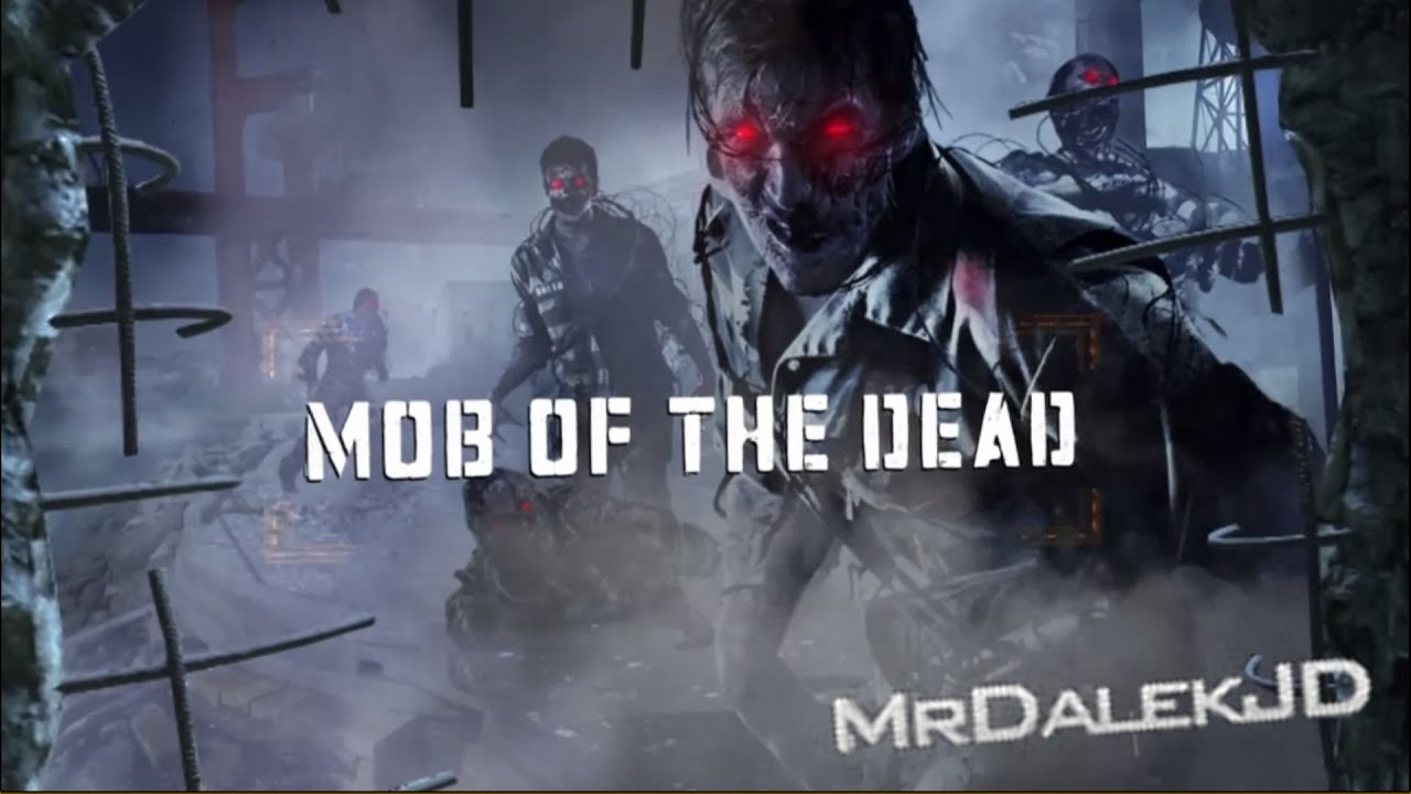 Black ops 2 uprising gameplay trailer mob of the dead - Mob of the dead pictures ...