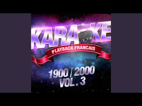 Prendre Un Enfant — Karaoké Playback Instrumental — Rendu Célèbre Par Yves Duteil