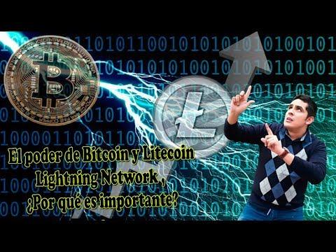 El Poder de Bitcoin y Litecoin - Lightining Network, ¿Por que es Importante?