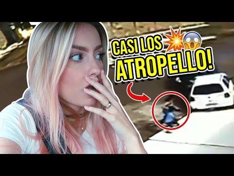 CASI LOS ATROPELLO!  *NO CLICKBAIT*  LA PEOR EXPERIENCIA ☹  02 y 03 Jun 2018