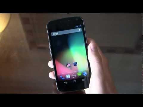 Android 4.1 Jelly Bean Walkthrough