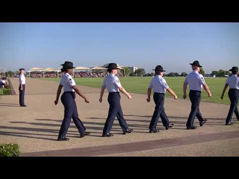 Air Force Basic Training Parade, 6 Oct 2017 (Official)