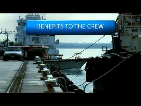 Darwin Port Pilots and Mobilarm Crewsafe V100
