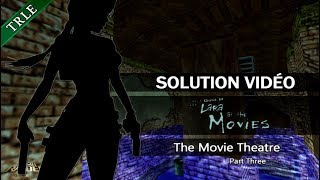 [TRLE] Lara At The Movies (2004) - #08 - The Movie Theatre (3/7)