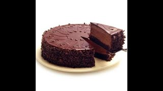 Belgium Chocolate Cake |#PDFOOD'...