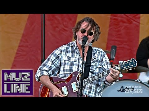 Widespread Panic - New Orleans Jazz & Heritage Festival 2015