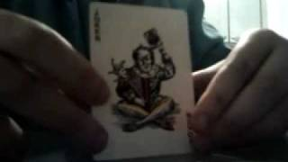 Dancing Joker- Card trick