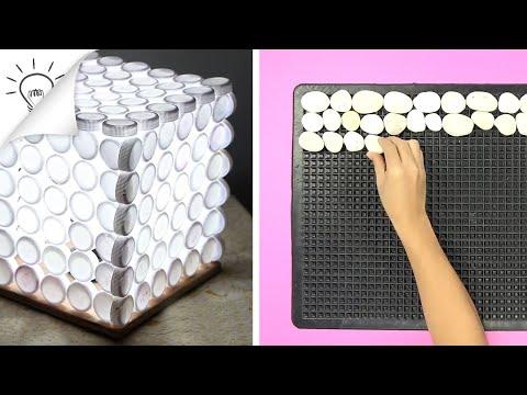 10 DIY Ideas For Home Decor - วันที่ 05 Jun 2019