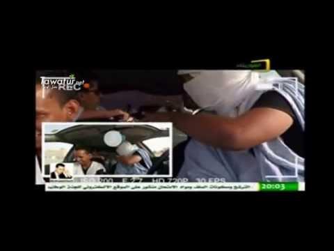 محمد ولد الحافظ في تاكسي2