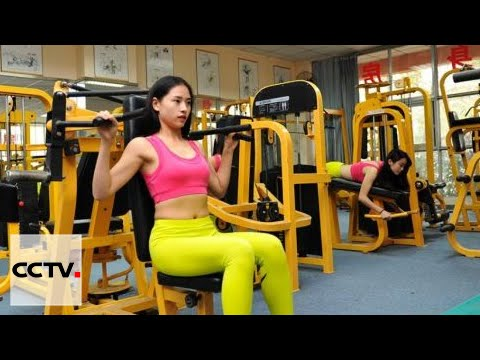 Hit The Gym: Fitness program pushes more Chinese to bodybuilding