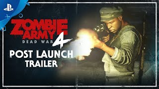Zombie Army 4: Dead War – Post Launch Trailer | PlayStation 4