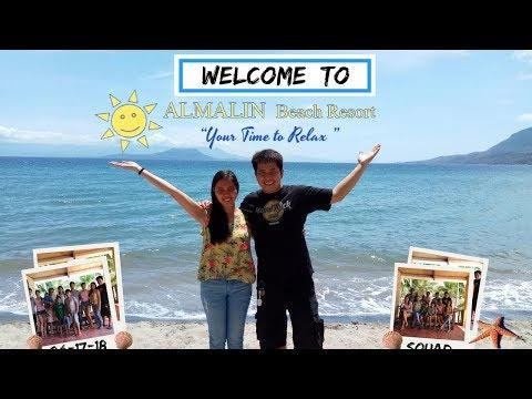 ALMALIN BEACH RESORT, LOBO BATANGAS [ENG SUB] 💖 RR26 Adventures